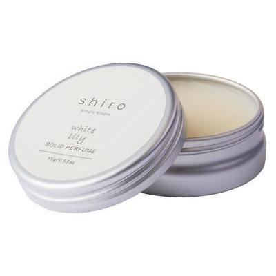 練り香水 ホワイトリリー / shiro (シロ) の画像