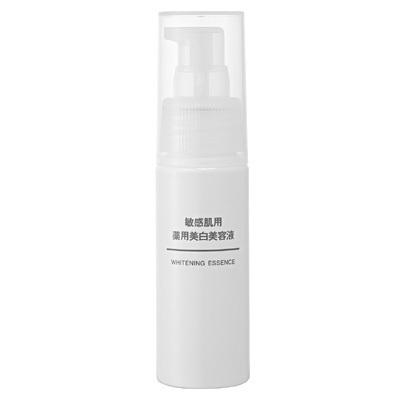 敏感肌用薬用美白美容液/無印良品 商品写真