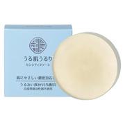 敏感肌用 しっとりうるおう濃密もっちり泡石鹸