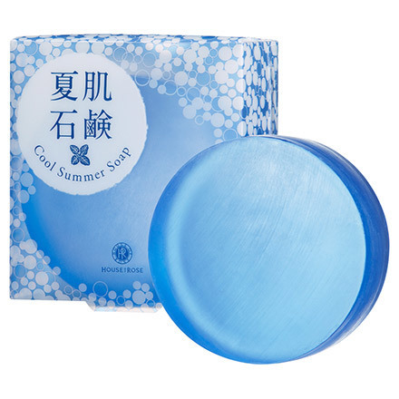 夏肌石鹸 / ハウス オブ ローゼ の画像