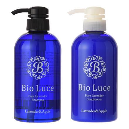 Lavender&Apple シャンプー/コンディショナー / Bio Luce の画像