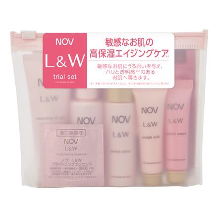 L&W トライアルセット / ノブ の画像