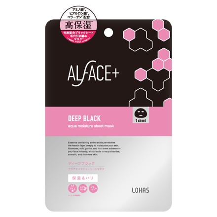 DEEP BLACK / ALFACE の画像