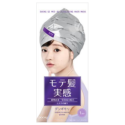 珍気 集中ヘアマスク / デンギモリ の画像