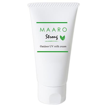 MAARO STRONG アロマミルククリーム / MAARO の画像