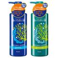 海のうるおい藻 / うるおいケアシャンプー/コンディショナー