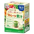 永谷園 / 子供と一緒においしい!フルーツ青汁
