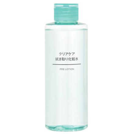クリアケア拭き取り化粧水 / 無印良品 の画像