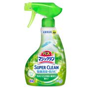 バスマジックリン泡立ちスプレー SUPER CLEAN