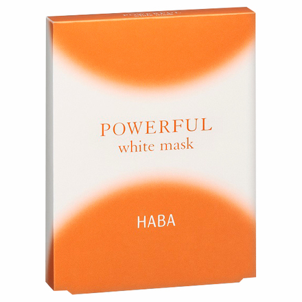 パワフルホワイトマスク / ハーバー の画像