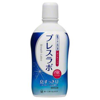 薬用イオン洗口液 ブレスラボ マウスウォッシュ / ブレスラボ の画像