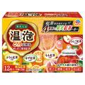 温泡 / とろり炭酸湯 ぜいたく果実紅茶 12錠入