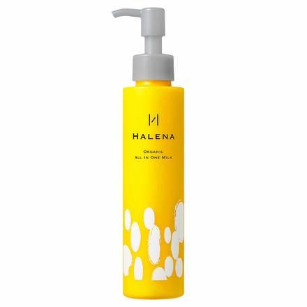 オーガニックオールインワンミルク / HALENA の画像
