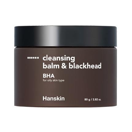 クレンジングバーム&ブラックヘッド(BHA) / ハンスキン の画像