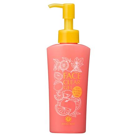 フェイスクリア ジェル ピンクグレープフルーツ&シトラスの香り / ハウス オブ ローゼ の画像
