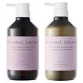 THE PUBLIC ORGANIC / スーパーポジティブ 精油シャンプー&トリートメント