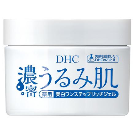 濃密うるみ肌 薬用美白ワンステップリッチジェル / DHC by つだっちーさん の画像
