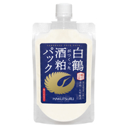 ★白鶴がつくった酒粕パック★ / 白鶴の化粧品