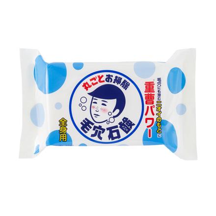 男の子用 重曹つるつる石鹸 / 毛穴撫子 の画像