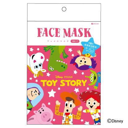 トイ・ストーリー フェイスマスク ほし / DISNEY の画像