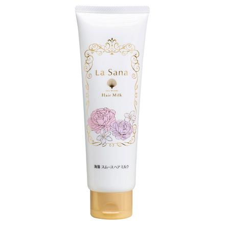 海藻 スムース ヘア ミルク スウィートブーケの香り / La Sana(ラサーナ) の画像