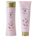 La Sana(ラサーナ) / 海藻 海泥 シャンプー/トリートメント ブルーミングアロマの香り