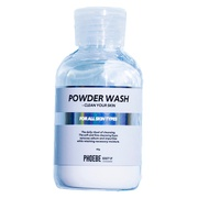 POWDER WASH