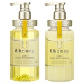 &honey(アンドハニー) / &honey Silky スムースモイスチャーシャンプー1.0/ヘアトリートメント2.0