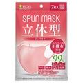 ISDG 医食同源ドットコム / 立体型スパンレース不織布カラーマスク