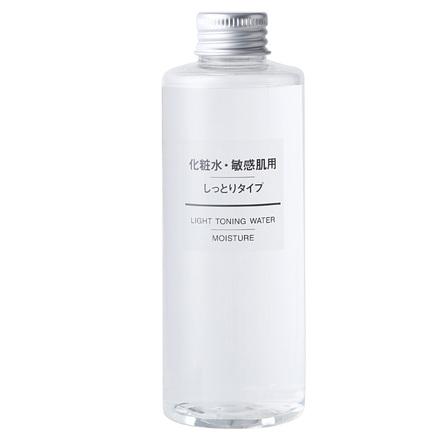 化粧水・敏感肌用・しっとりタイプ / 無印良品 の画像