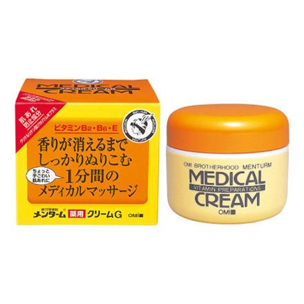メディカルクリームG(薬用クリームG) / メンターム の画像