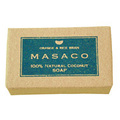 MASACO石鹸 / オレンジ&ライスブラン