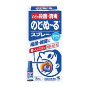 のどぬ〜るスプレー(医薬品)