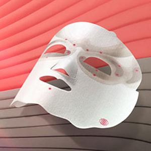 FLOWFUSHIから世界初の新世代マスク誕生! 「水曜&週末」夜は、パックをしよう。