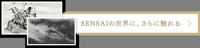 SENSAIの世界に、さらに触れる