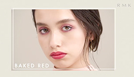 BAKED RED