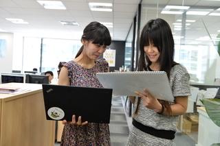 【東京勤務】Webディレクター ~ここから生まれる。ファッション業界の新しい文化~の求人の画像