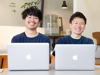 創業2年目!加速・拡大するITベンチャーの最前線で活躍したいデザイナー募集の求人の画像